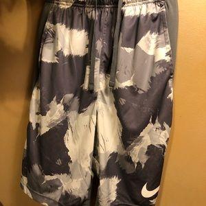 Boys Nike basketball shorts